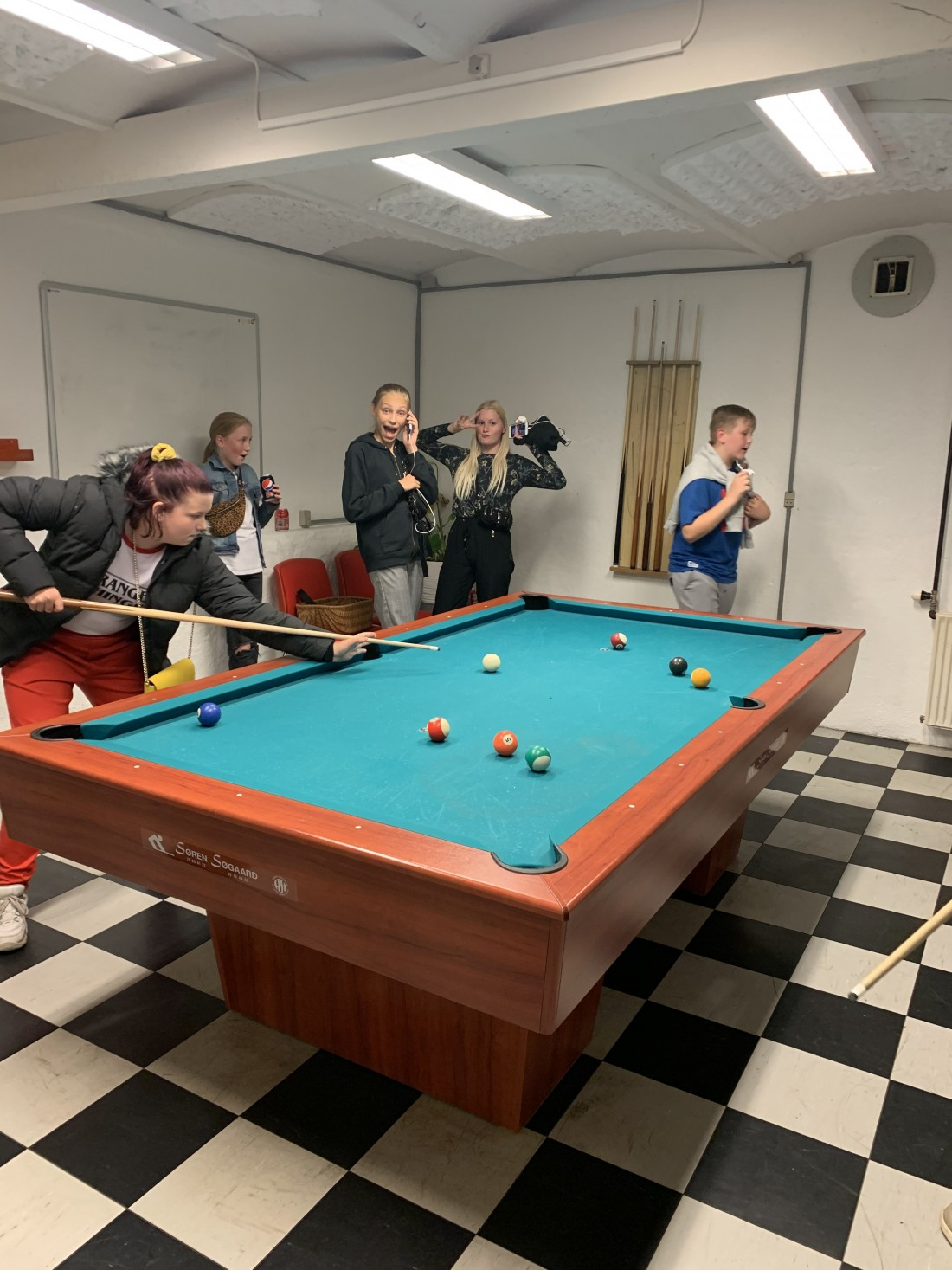 Foto klub Søndersø pool 2